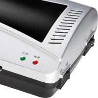 齐心(Comix) F9050A 不卡膜塑封机 过塑机 A4