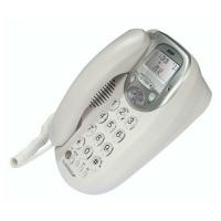步步高(BBK) HCD007(6033)TSD 有绳电话机 座机 家用办公 圆润造型 大按键 来电显示