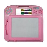 晶晶 TK2118 儿童早教益智画写板 磁性画板 彩色写字板