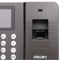 得力(deli) DL3960 指纹考勤机(灰色)