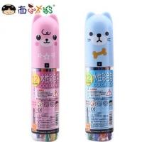 西瓜太郎 12色宠物瓶水性彩色笔 画笔