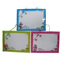 晶晶 6208-2 儿童画板 白板