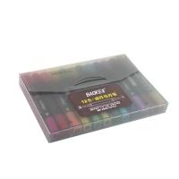 宝克(BAOKE) 2900 马克笔 广告笔 双头彩色记号笔(12色)
