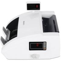 得力(deli) DL3927 点钞机 双屏点钞机 全智能鉴定验钞机 支持新版人民币语音点钞机