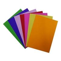 得力高(DELIGAO) JMA-0241 美工卡纸 A4 7色 单张硬纸