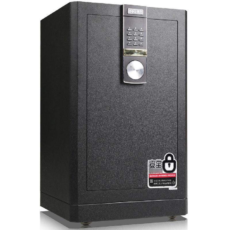 得力(deli) NO.4044 电子密码保险柜(黑)400mm*430mm*650mm