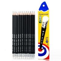 马可(MARCO) 8000E HB 黑杆 书写铅笔