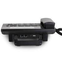 得力(deli) NO.799 录音电话机 座机电话 来电显示(黑色)