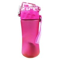 联众(UME) HW1212-2 400ml超级飞侠系列儿童直饮水杯 粉色
